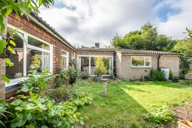 Thumbnail Detached bungalow for sale in Foxton Close, Oxford, Oxfordshire