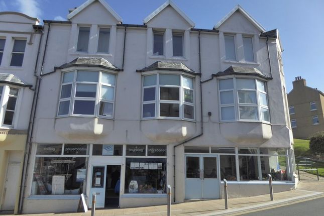 Thumbnail 2 bed flat for sale in 2 Marine House, Falcon Hill, Port Erin