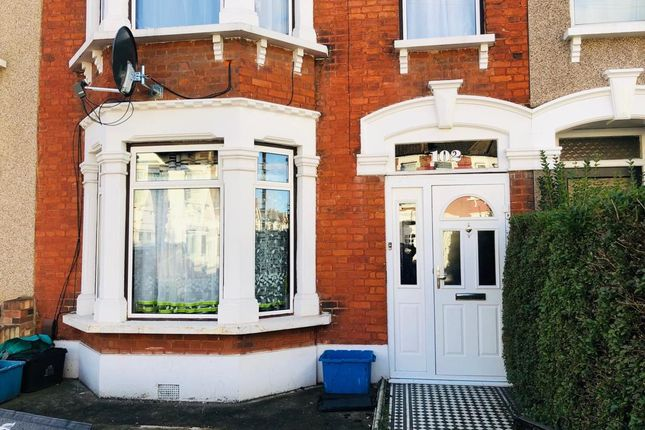 Thumbnail Terraced house for sale in Cobham Road, Ilford