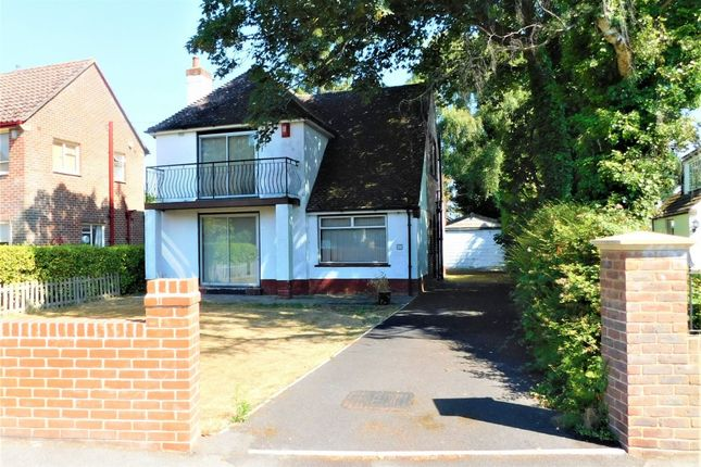 Thumbnail Detached house for sale in Branksea Avenue, Hamworthy, Poole, Dorset BH154Dp