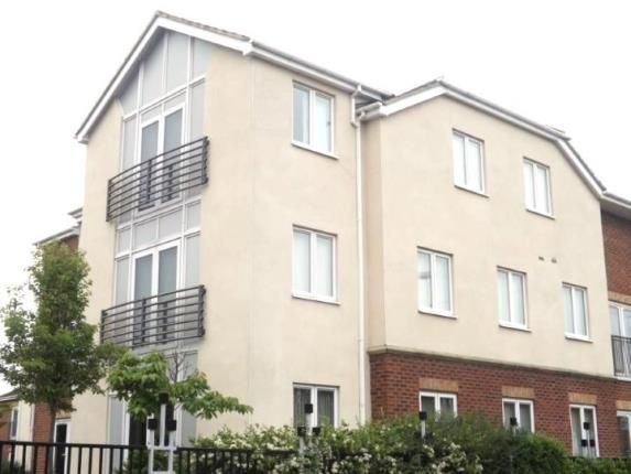 Thumbnail Flat for sale in Jack Hardy Close, Syston, Leicester, Leicestershire