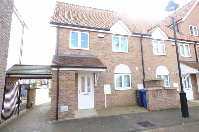 Thumbnail Property for sale in The Quays, Burton Waters, Lincoln