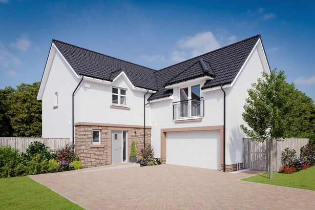 """Detached house for sale in """"The Dewar Ic"""" at Browncarrick Drive, Ayr"""