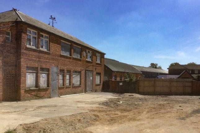 Former Aston Martin Lagonda Site, Tickford Street, Newport Pagnell, Bucks MK16