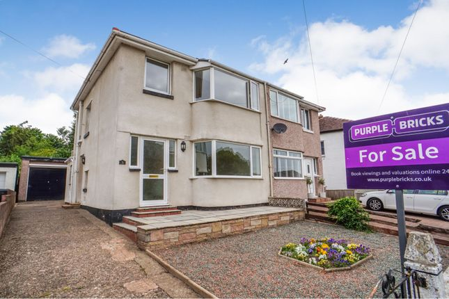 Thumbnail Semi-detached house for sale in Etterby Lea Road, Carlisle