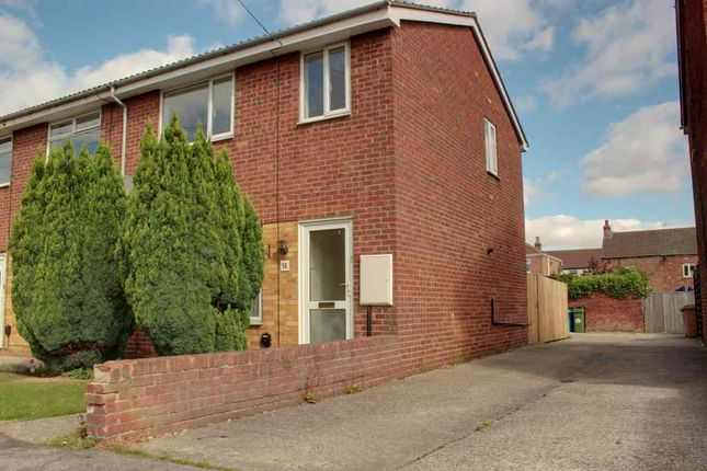 Thumbnail Terraced house to rent in Grove Park, Beverley