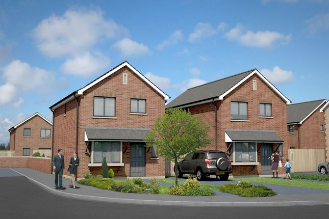 Thumbnail Semi-detached house for sale in Mary Street, Crynant, Neath