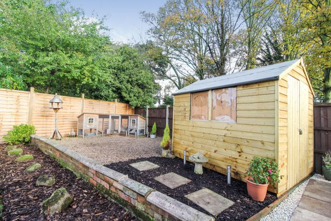 Rear Garden of Garfield Close, Littleover, Derby DE23