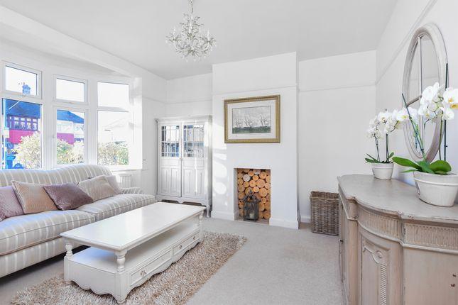 Thumbnail Semi-detached house for sale in Demesne Road, Wallington