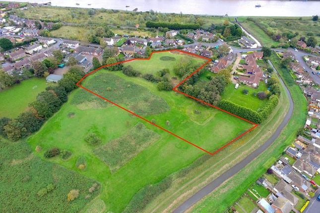 Thumbnail Commercial property for sale in Residential Development Land, St Peter's Road, The Lows, King's Lynn, Norfolk