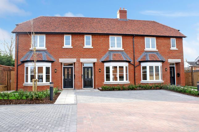 Thumbnail Terraced house to rent in St. Margarets Mews, Winchester Road, Four Marks, Alton