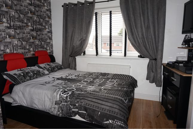 Bedroom Four of Oldbury Close, Hopwood OL10