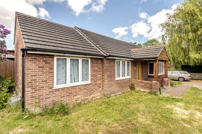 Thumbnail Bungalow for sale in Wildern Lane, Hedge End, Southampton, Hampshire