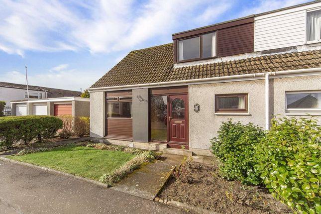 Thumbnail Semi-detached house for sale in Castlebank Gardens, Cupar, Fife