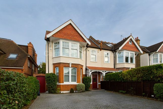 4 bed semi-detached house for sale in Woodfield Road, Ealing, Greater London.