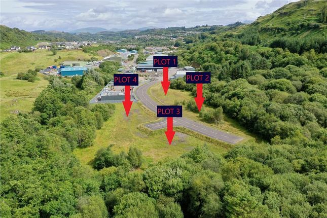 Thumbnail Land for sale in Development Sites, Glenshellach Industrial Estate, Oban, Argyll And The Islands