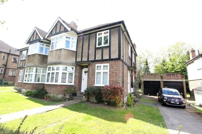 Thumbnail Flat for sale in Grove Avenue, Sutton