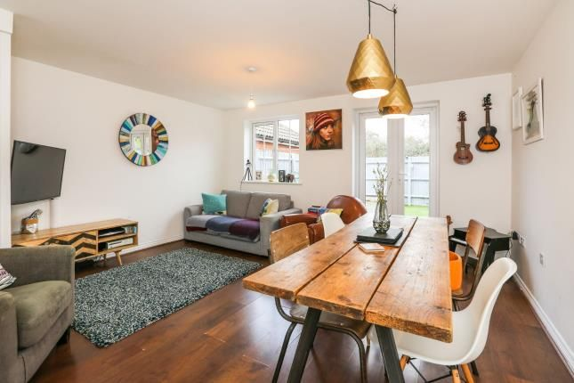 Thumbnail End terrace house for sale in St. Johns Road, Arlesey, Bedfordshire, England