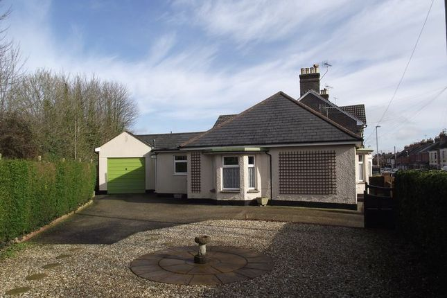 Thumbnail Detached bungalow for sale in Monmouth Road, Dorchester