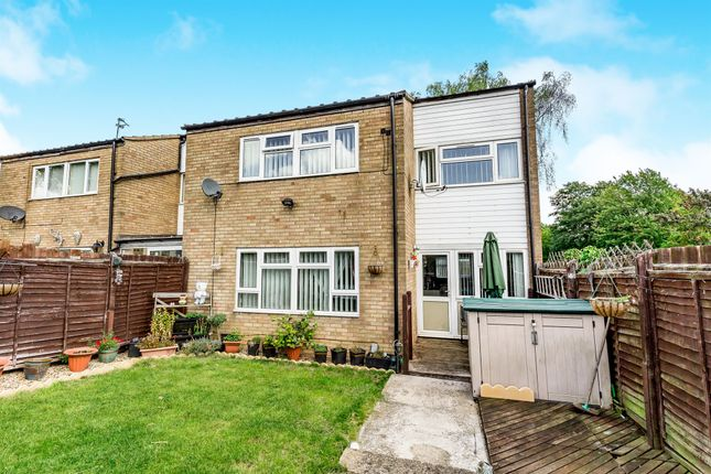 Thumbnail Semi-detached house for sale in Dorking Walk, Kingswood, Corby
