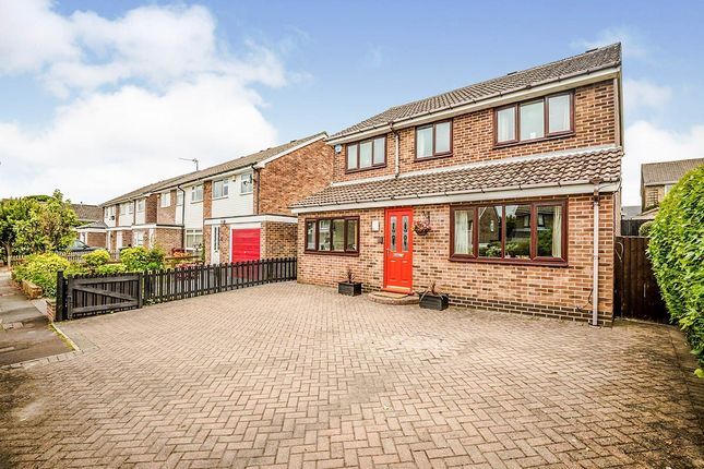 Thumbnail Detached house for sale in Shannon Drive, Outlane, Huddersfield, West Yorkshire
