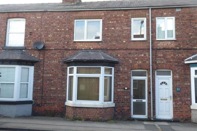 Thumbnail Terraced house for sale in Quaker Lane, Northallerton