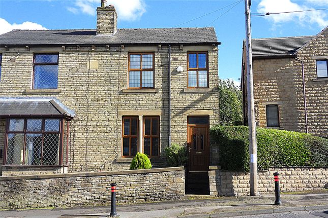 Thumbnail Semi-detached house for sale in Roberttown Lane, Liversedge, West Yorkshire