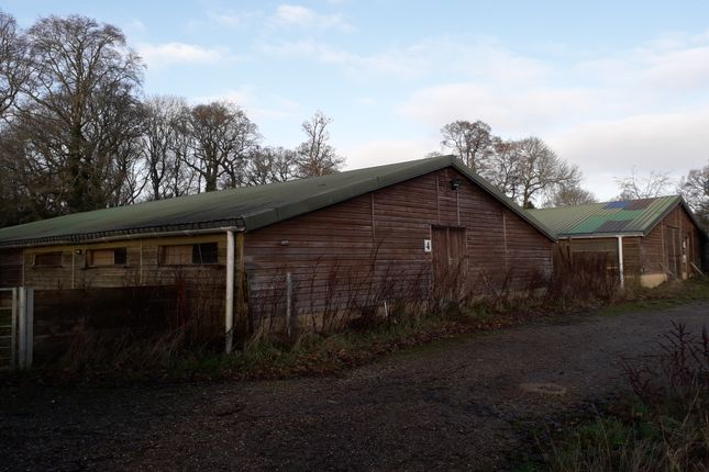 Thumbnail Industrial to let in Units 1 & 2, Oaklands, Lyeway Road, Ropley
