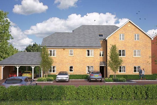 Thumbnail Flat for sale in St. Johns Road, Hedge End, Southampton