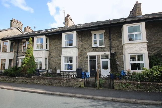 Thumbnail Terraced house for sale in Bainbridge Road, Sedbergh