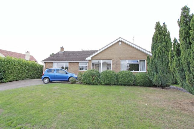 Thumbnail Detached bungalow for sale in Northorpe, Thurlby, Bourne