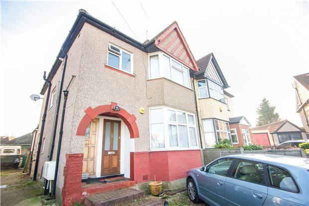 1 bed flat for sale in Hillside, Kingsbury