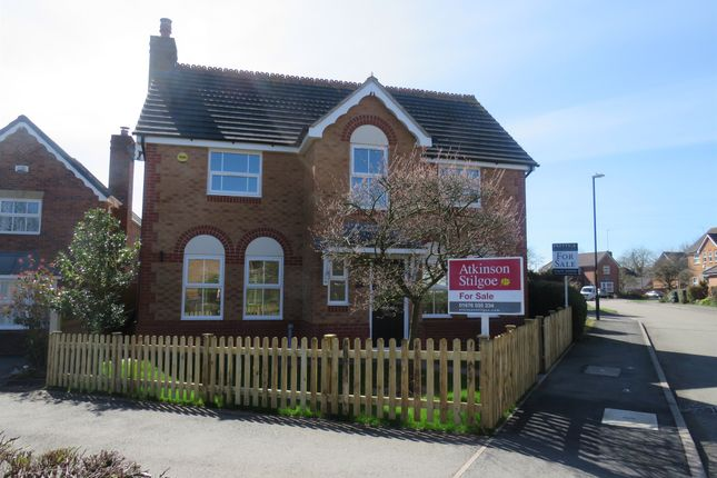 4 bed detached house for sale in Ashfield Avenue, Coventry