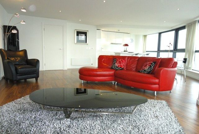 Thumbnail Flat to rent in Water Lane, Holbeck, Leeds