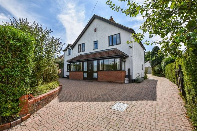 Thumbnail Detached house for sale in Halstead Road, Eight Ash Green, Colchester, Essex