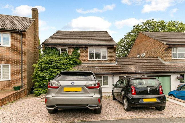 Thumbnail Link-detached house for sale in Beaumont Road, Purley, Surrey