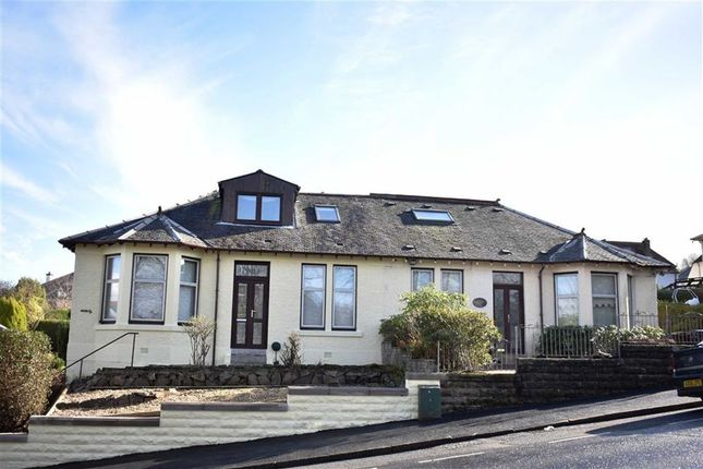 Thumbnail Semi-detached house for sale in 19, Larkfield Road, Gourock