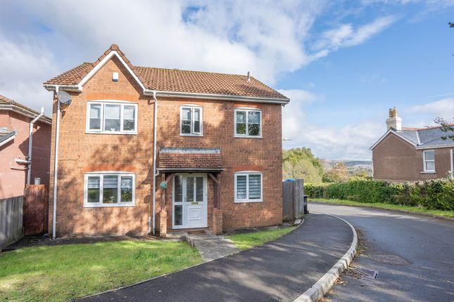 Thumbnail Detached house for sale in Waunbant Court, Merthyr Tydfil