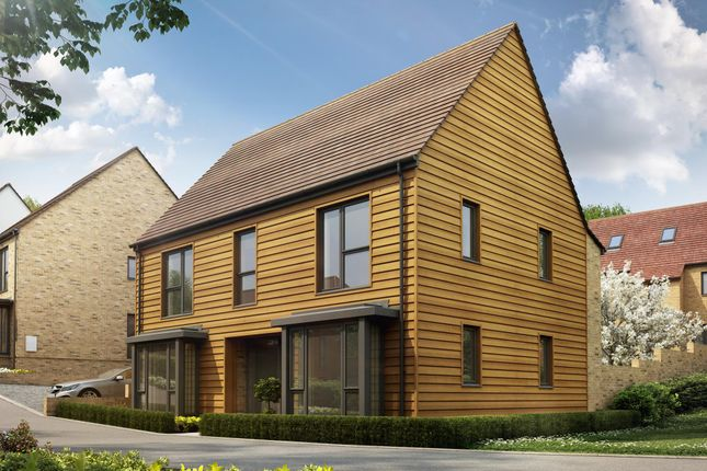 "Thumbnail Detached house for sale in ""Turner"" at The Green, Upper Lodge Way, Coulsdon"