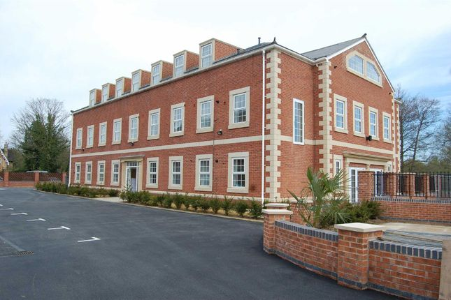 Thumbnail Flat to rent in River Greet Apartments, Racecourse Road, Southwell