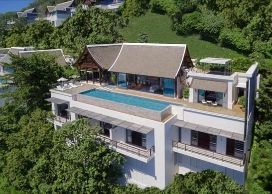 Thumbnail Property for sale in A Part Of The Ultra-Exclusive Estate On Hillside Above Nai Thon