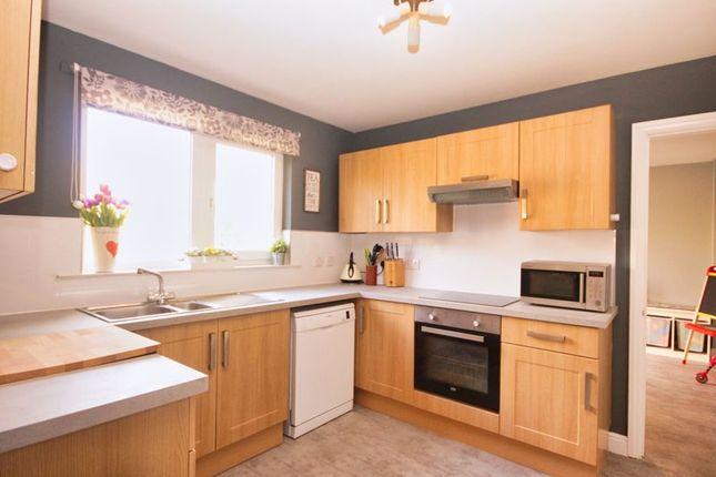 Kitchen of Player Green, Deerpark, Livingston EH54