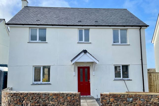 Thumbnail Detached house for sale in Chapel Lane, Folly Gate, Okehampton