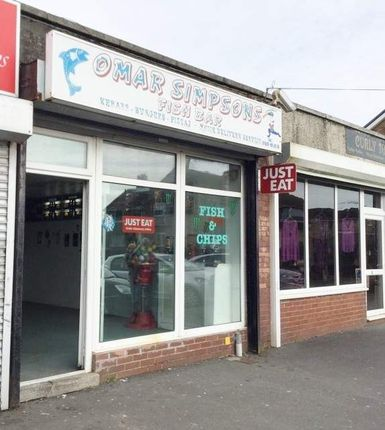Restaurant/cafe for sale in 4A Parry Road, Port Talbot
