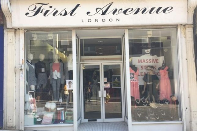 Thumbnail Retail premises to let in Gabriels Hill, Maidstone, Kent