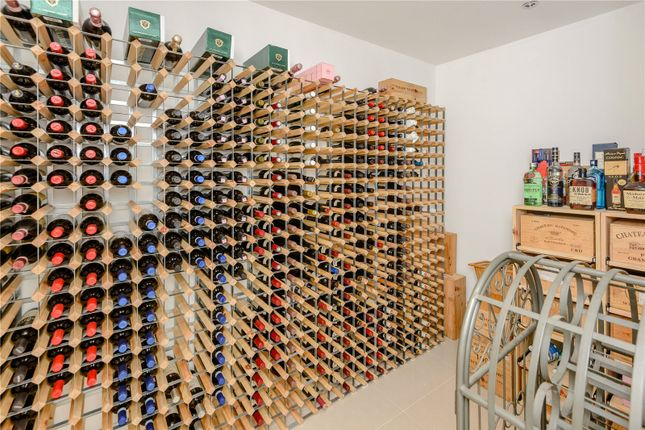 Wine Store of High Beeches, Gerrards Cross, Buckinghamshire SL9