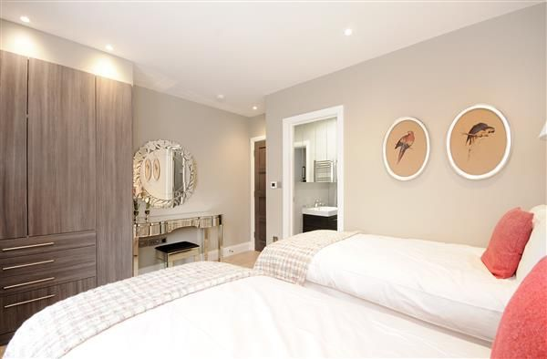 Bedroom of Court Close - Boydell Court, St Johns Wood Park, London NW8