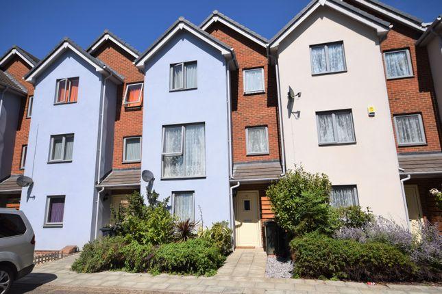 Thumbnail Town house for sale in Adams Drive, Willesborough, Ashford