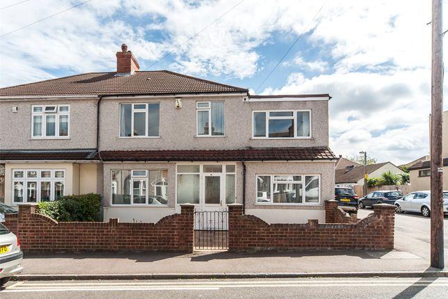 Thumbnail Semi-detached house for sale in Dallin Road, Bexleyheath, Kent