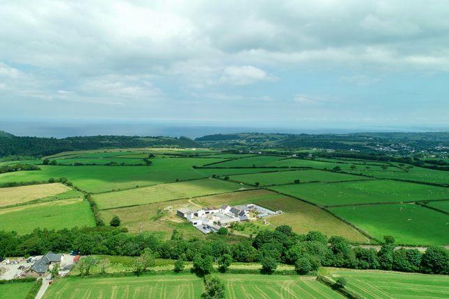 Farmhouse for sale in Llanarth